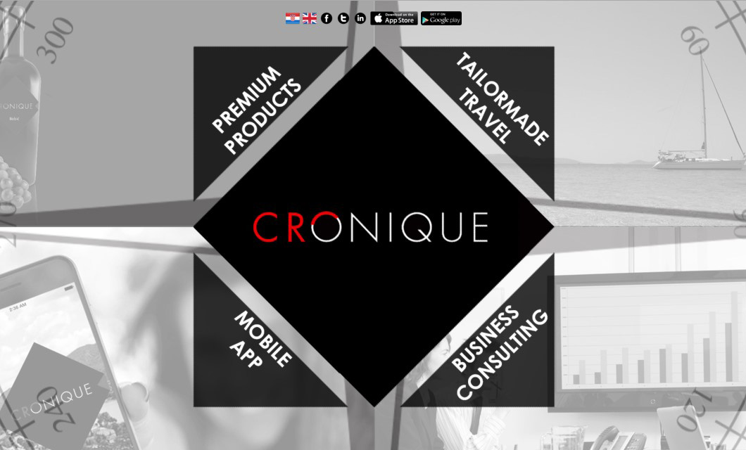 Cronique - Croatian Unique